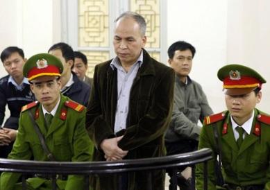 Vietnam Dissident Trial Pham Viet Dao